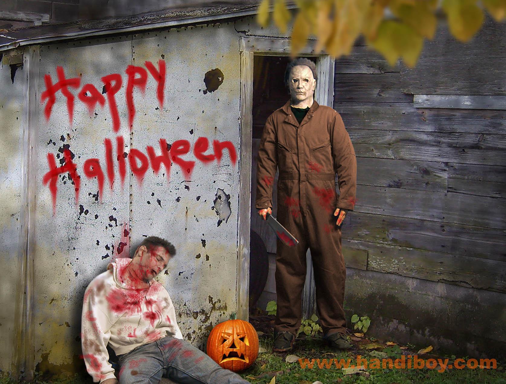 michael myers halloween wallpaper   max 5